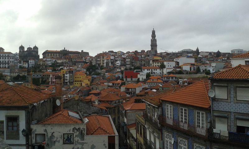 Porto je krásné a přitažlivé