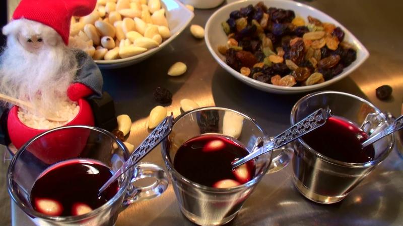 Pití gloggu je také rituál (zdroj: lisagusto.com)