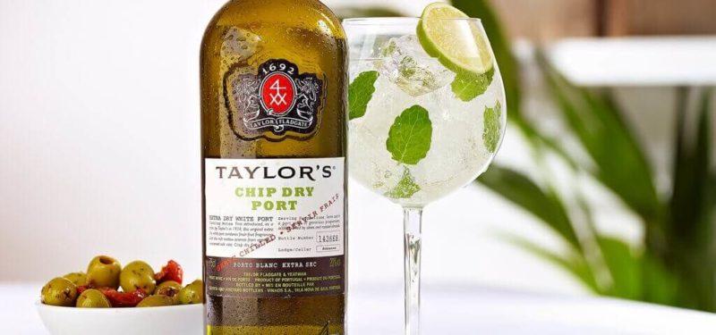 Legendární Taylor's Chip Dry lze ochutnávat již od roku 1934 (zdroj: taylor.pt)