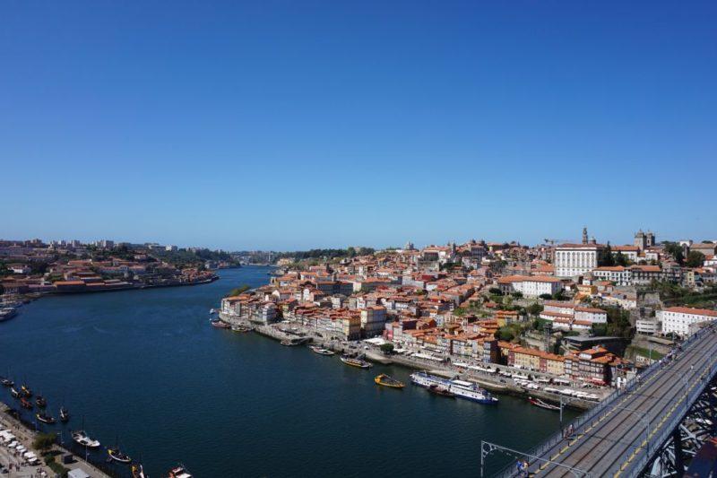 Odtud máte Porto jako na dlani