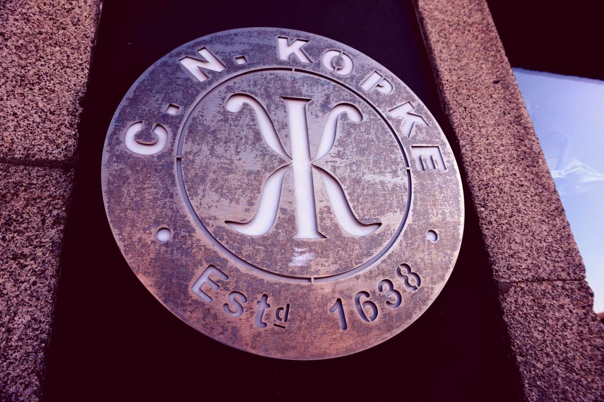 Logo C. N. Kopke