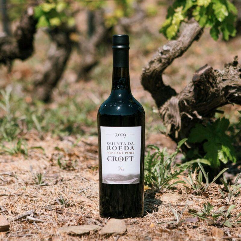 Portské víno Quinta da Roeda Vintage 2019