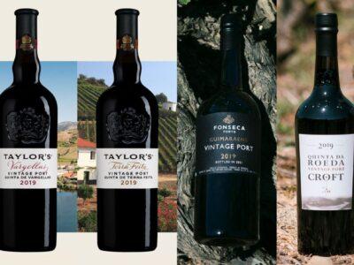 Výborně! Nejnovější Single Quinta Vintage portská vína deklarována. Jaký bude ročník 2019 od značek Taylor's, Fonseca a Croft?