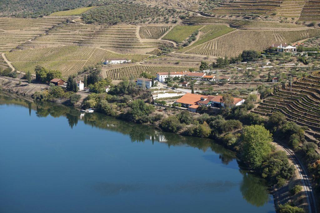 Quinta de Vargellas v Douro Superior